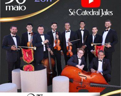 """Live """"Concerto pela vida"""" será neste sábado em prol de oito entidades sociais de Jales"""