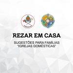 """Carta """"REZAR EM CASA"""""""