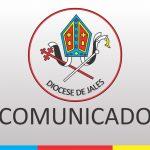 Comunicado ao Povo de Deus da Diocese de Jales