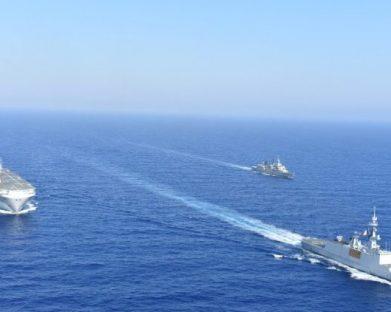 O Papa pede respeito da legalidade internacional no Mediterrâneo Oriental