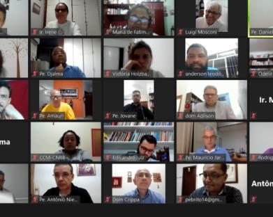 Comissão para ação missionária da CNBB define grupos de trabalho que vão implementar o programa missionário