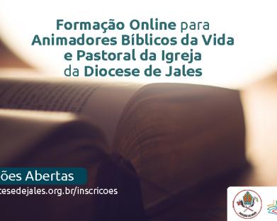 Animadores Bíblicos da Vida e Pastoral da Igreja
