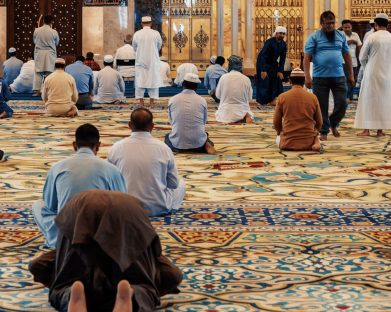 Mensagem para o Ramadã: cristãos e muçulmanos, testemunhas de esperança