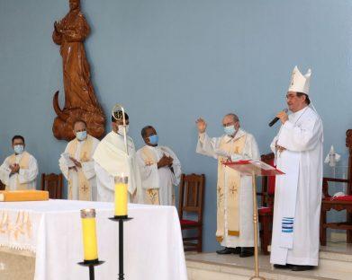Diocese de Jales anuncia festividades de seus 61 anos na abertura da 37ª Romaria